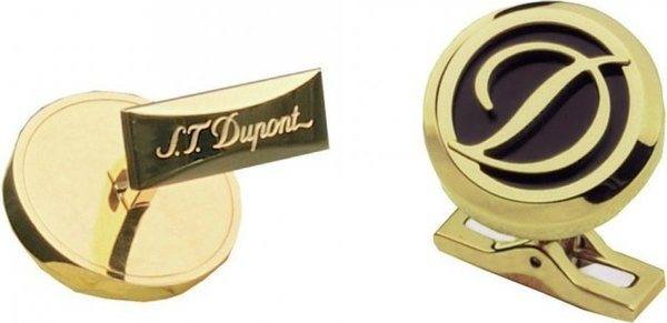 Cuff Links – Inox Gold Pvd