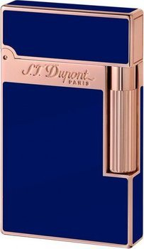 Ligne 2 Lighter Blue Chinese Lacquer And Pink Gold