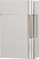 Gatsby Lighter Silver Vertical Lines