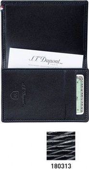 Line D Business Card Holder – Black Elysée