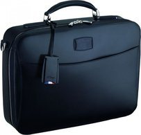Line D Document Carrier And Laptop Bag – Black Elysée