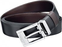 Ligne D Belt Business Reversible Rectangular
