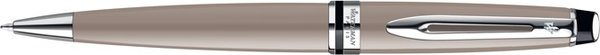 Waterman Expert Twist Mechanism Ballpoint Pen Taupe Lacquer