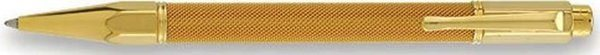 Caran d'Ache Varius Ivanhoe Retractable Ballpoint Pen Gold-Plated