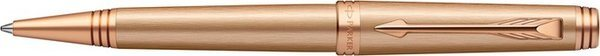 Parker Premier Monochrome Twist Mechanism Ballpoint Pen Pink Gold